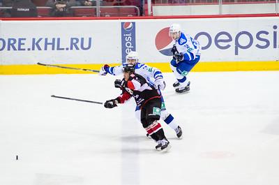 Трактор (Челябинск) - Нефтехимик (Нижнекамск) 2:3. 3 февраля 2015