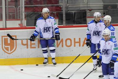 Трактор (Челябинск) - Нефтехимик (Нижнекамск). 6:2. 15 ноября 2014