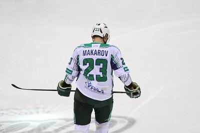Трактор (Челябинск) - Салават Юлаев (Уфа) 1:2 ОТ. 4 октября 2014