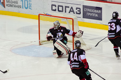 Трактор (Челябинск) - Торпедо (Нижний Новгород)  3:2. 8 ноября 2014