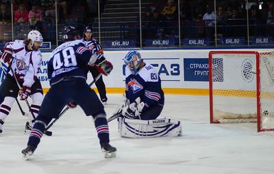 Металлург (Магнитогорск) - Динамо (Рига) 1:3. 24 октября 2015