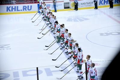 Трактор (Челябинск) - Ак Барс (Казань) 1:2. 15 ноября 2015