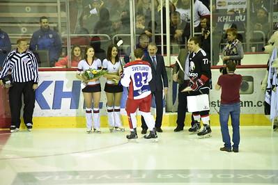 Трактор (Челябинск) - ЦСКА (Москва) 0:3. 13 января 2016