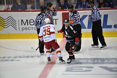 Трактор (Челябинск) - Йокерит (Хельсинки) 5:3. 7 октября 2015