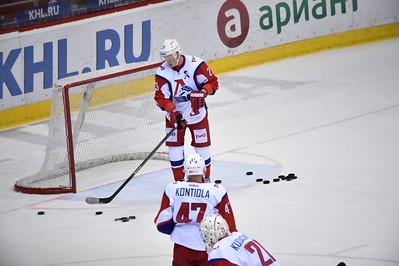 Трактор (Челябинск) - Локомотив (Ярославль) 2:1. 27 октября 2015