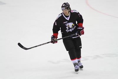 Челябинский Трактор выиграл у себя дома со счётом 4:2 у нижегородского Торпедо в матче Континентальной хоккейной лиги.