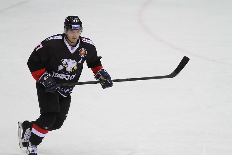 Челябинский Трактор проиграл в упорной борьбе в Санкт-Петербурге местному СКА со счётом 2:3 в матче Континентальной хоккейной лиги.