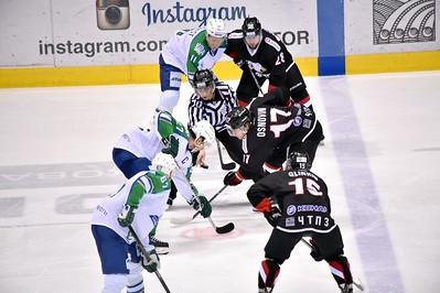 Челябинский Трактор проиграл у себя дома уфимскому Салавату Юлаеву со счётом 1:3.