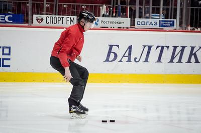 Трактор (Челябинск) - Северсталь (Череповец) 2:1. 15 января 2016