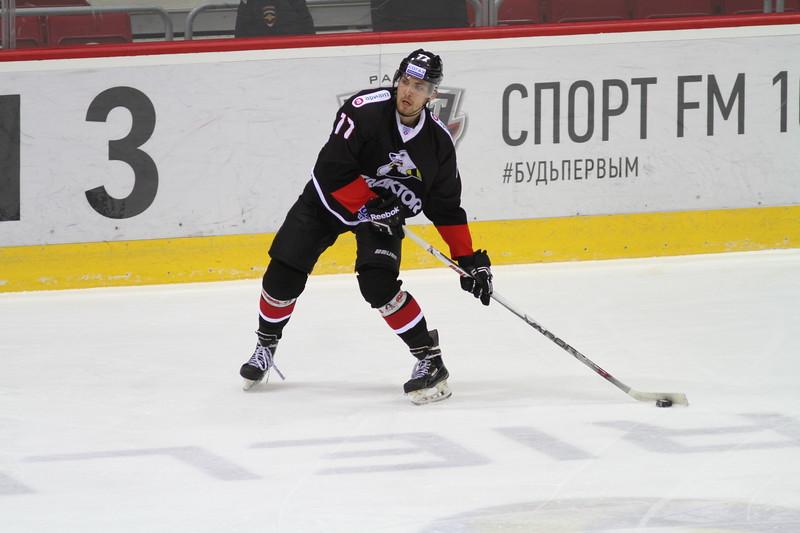 Челябинский Трактор выиграл у минского Динамо со счётом 6:3 в матче Континентальной хоккейной лиги.