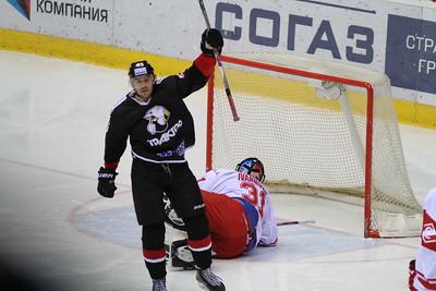 Трактор (Челябинск) - Спартак (Москва) 2:1 ОТ. 5 октября 2015