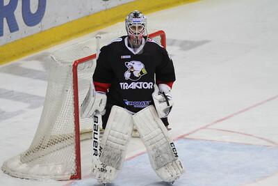 Челябинский Трактор выиграл в Магнитогорске у Металлурга со счётом 1:0 в своём предпоследнем матче регулярного чемпионата.