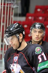 Александр Рязанцев и Александр Шинин