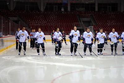 Металлург (Магнитогорск) - Авангард (Омск) 2:0. 18 августа 2012