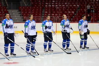 Koelner Haie - Нефтехимик (Нижнекамск) 3:2Б. 15 августа 2012