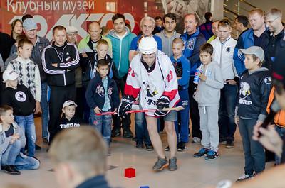 Трактор (Челябинск) - Металлург (Магнитогорск) 2:3. 7 августа 2015