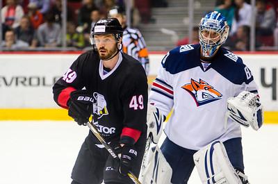 В пятницу состоялись два матча на Кубке Губернатора Челябинской области.
