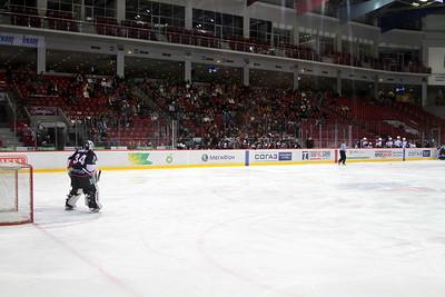Трактор (Челябинск) - Белые Медведи (Челябинск). 16 декабря 2012