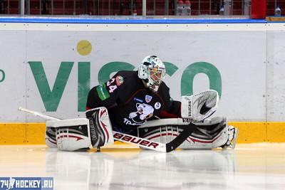 Трактор (Челябинск) - Белые Медведи (Челябинск) 6:0. 20 декабря 2011. Товарищеский матч