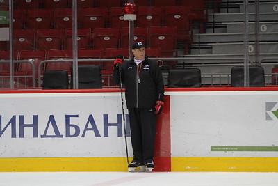 Трактор (Челябинск). Тренировка. 7 марта 2013