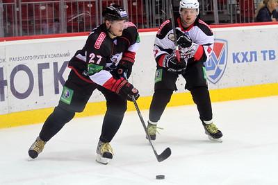 20 декабря челябинский Трактор проведет товарищеский матч с молодежной командой МХЛ Белые медведи