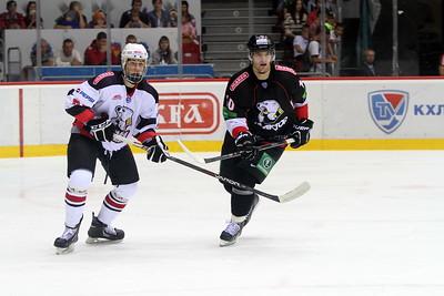 Челябинский Трактор разгромил в товарищеском матче молодежную команду Белые медведи со счетом 7:0