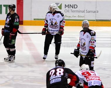 Трактор (Челябинск) - Белые Медведи (Челябинск) 10:1. 22 декабря 2012. Товарищеский матч