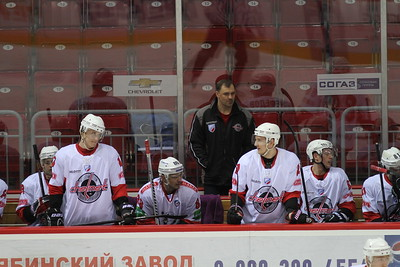 Трактор (Челябинск) - Челмет (Челябинск) 3:2. 11 марта 2014