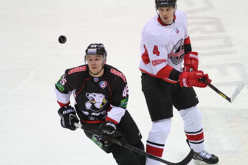 11 марта челябинский Трактор проведет товарищеский матч против команды Высшей хоккейной лиги Челмет.