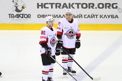 Трактор (Челябинск) - Челмет (Челябинск) 0:5. 8 ноября 2013