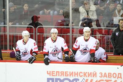 Трактор (Челябинск) - Челмет (Челябинск) 8:3. 10 ноября 2013