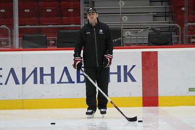 Трактор (Челябинск). Тренировка. 22 марта 2013