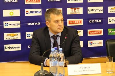 Евгений Губарев
