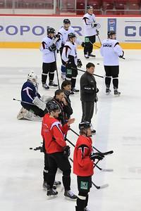 Трактор (Челябинск). Тренировка. 15 апреля 2014