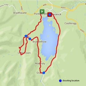 KHM 2016 : Race Route and Race Number Search