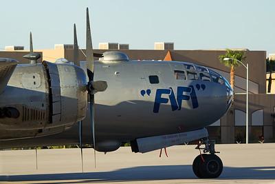 Boeing B-29A N529B 9-10-16 5