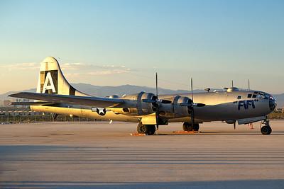 Boeing B-29A N529B 9-10-16 3