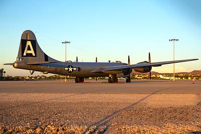 Boeing B-29A N529B 9-10-16 4