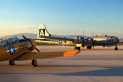 Boeing B-29A N529B 9-10-16 2
