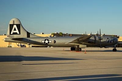 Boeing B-29A N529B 9-10-16 6