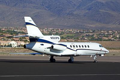 Dassault Mystere Falcon 50 N503PQ 6-4-17