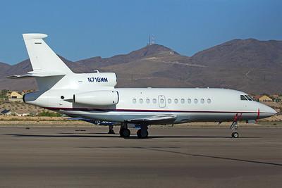 Dassault Falcon 900EX N718MM 6-4-17