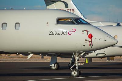 Zetta Jet Bombardier BD-700-1A10  N288ZJ 8-26-17 3