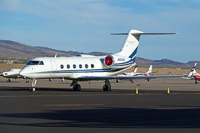 Gulfstream G450 N450AB 5-22-17