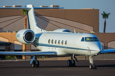 Lyon Aviation Gulfstream Aerospace G-V N900LY 9-16-17