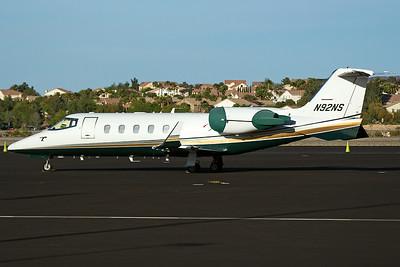 Bombardier Learjet 60 N92NS 4-16-17