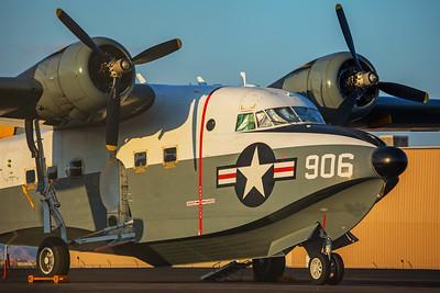 Grumman HU-16 N3HU 131906 9-16-17 2