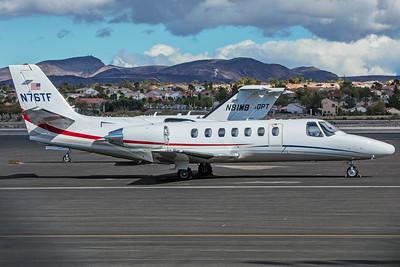 Cessna 560 N76TF 3-11-18