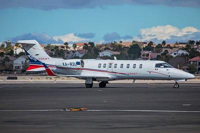 Learjet 45XR XA-RIU 3-11-18