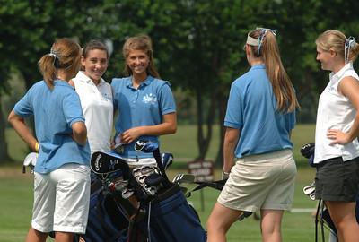 Girls Golf vs. Solon & Hudson (8/23/2006)